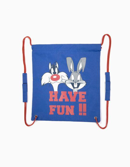 Mochila Saco Sylvester & Bugs Bunny