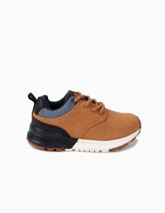Sneakers for Baby Boys, Camel
