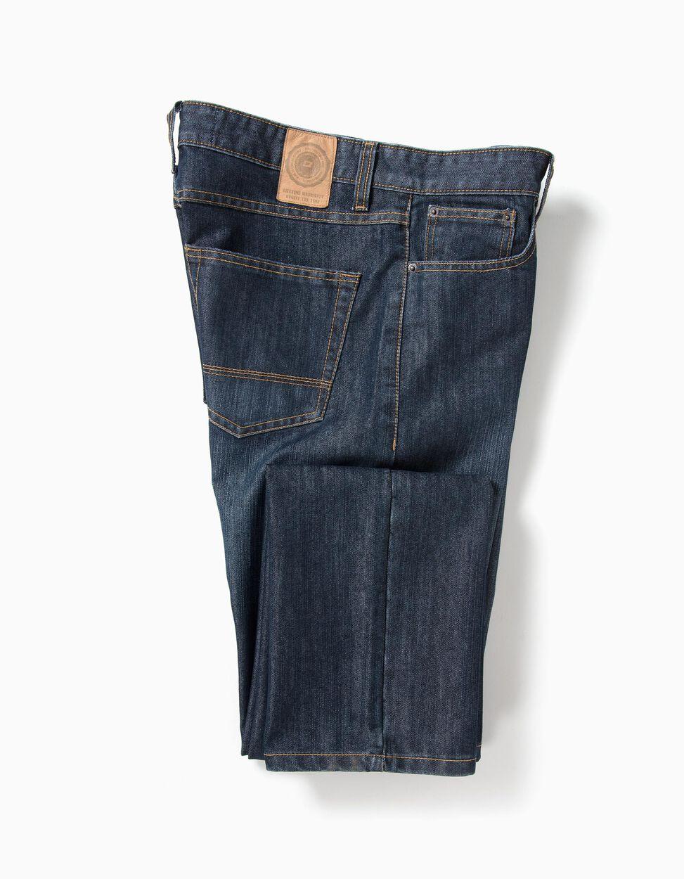 Calças Straight Fit
