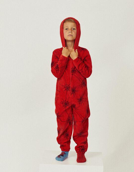 Onesie for Boys 'Spider-Man', Red