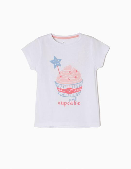 T-shirt Cupcake