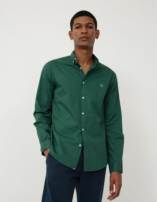 Shirt for Men, Green