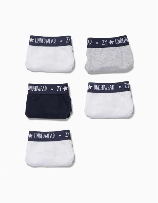 Pack of 5 Briefs