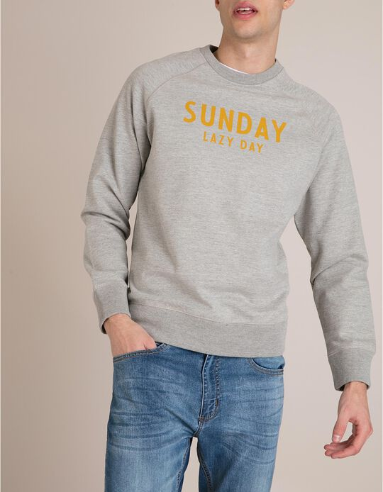 Sweatshirt Sunday