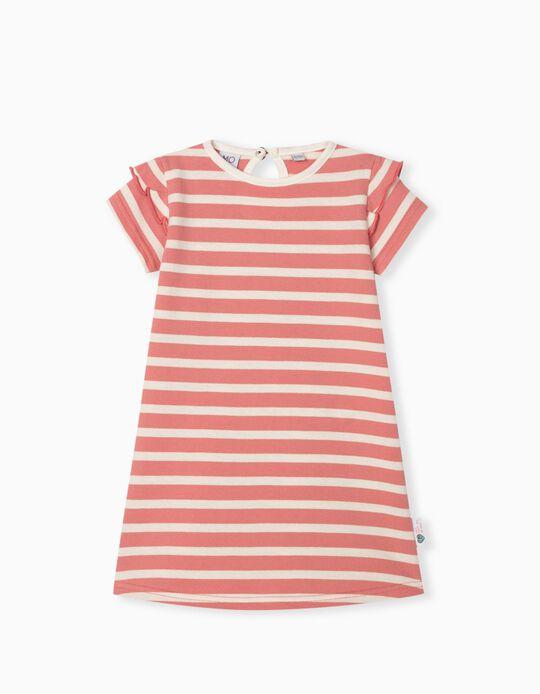 Organic Cotton Dress, Baby Girls