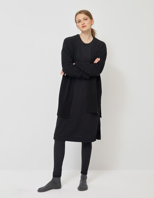 Black Cardigan, for Women