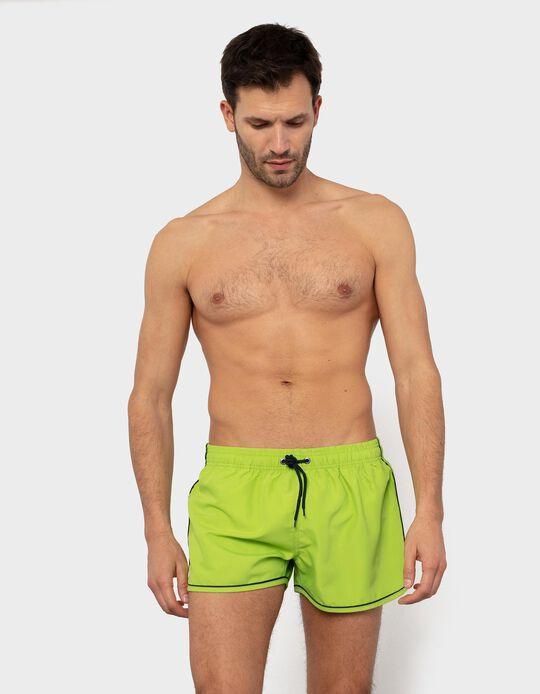 Cropped Swim Shorts, for Men