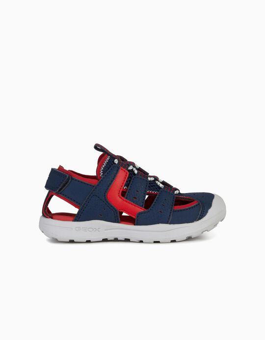 Sandálias GEOX com velcro
