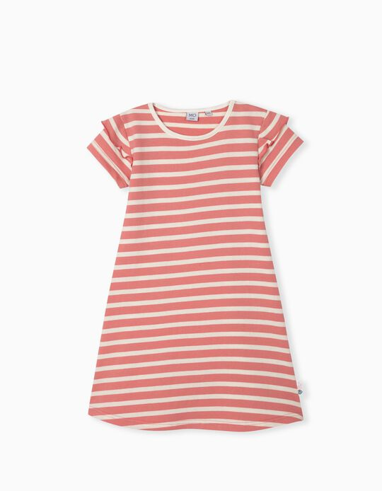 Organic Cotton Dress, for Girls
