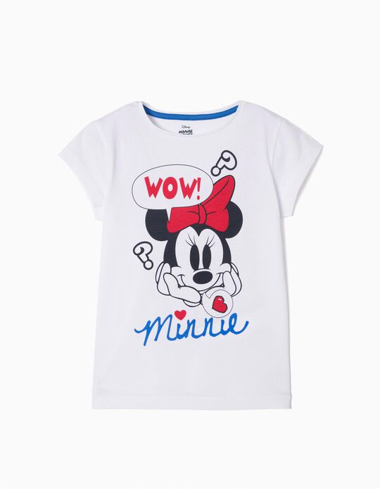 T-shirt Minnie Wow