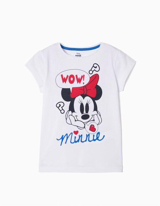 T-shirt Minnie Wow