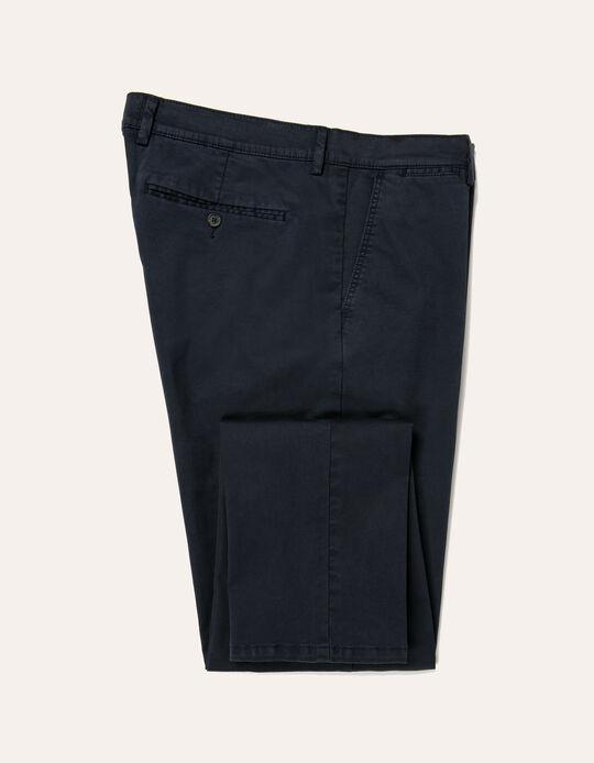Calças slim fit