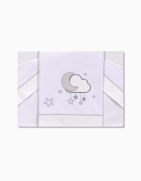 Conjunto de Lençois para Cama Nube Petit Star 3 pcs.