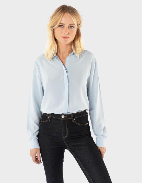 Camisa Relaxed Fit