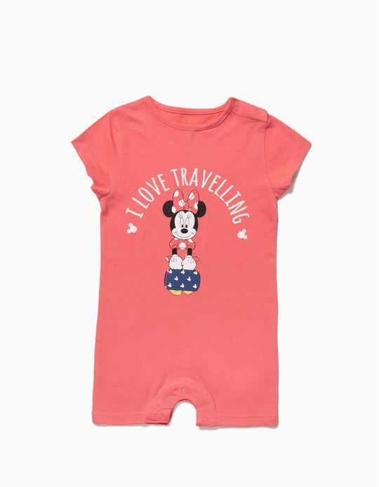 Babygrow Minnie Travelling