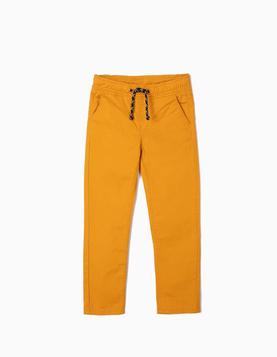 Stretch Joggers, for Boys