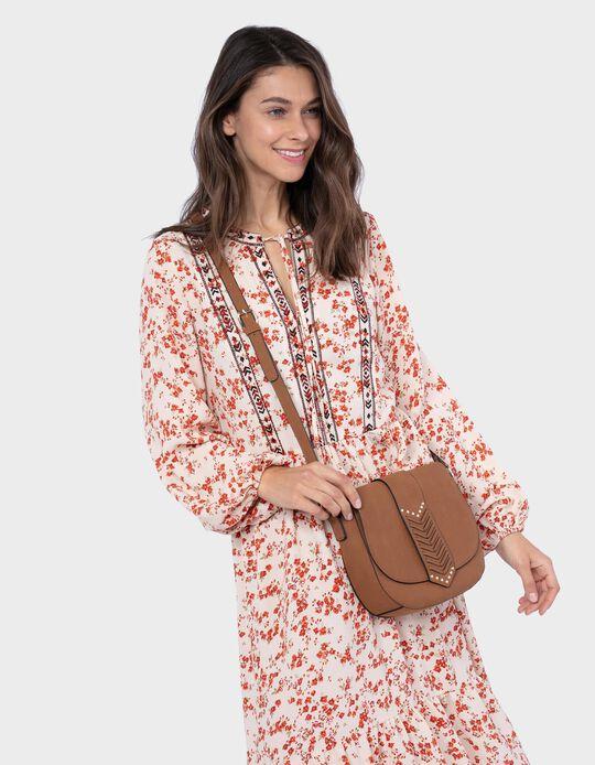 Vestido Comprido Floral, Mulher