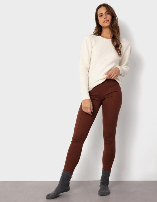 Leggings with Seams, for Women