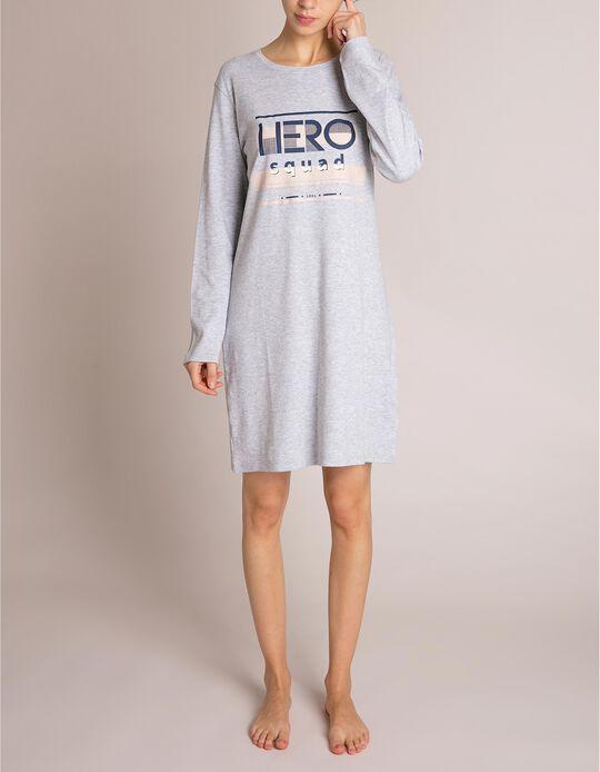 Camisa De Dormir Hero Squad