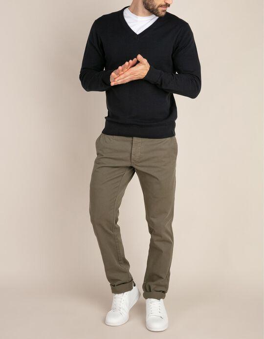 Slim Leg Chinos
