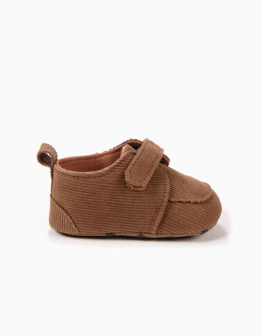 Sapatos Pre-Walker Bombazine Camel