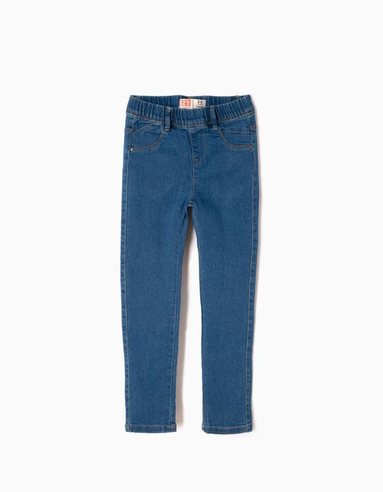 Medium Denim Jeggings
