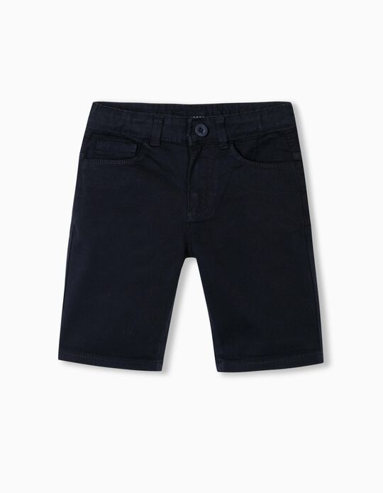 Twill Shorts, for Babies