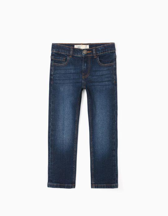 Jeans for Boys 'Regular Fit', Dark Blue