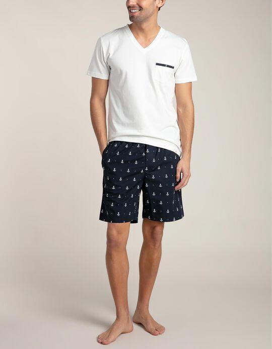 Conjunto Pijama Âncoras