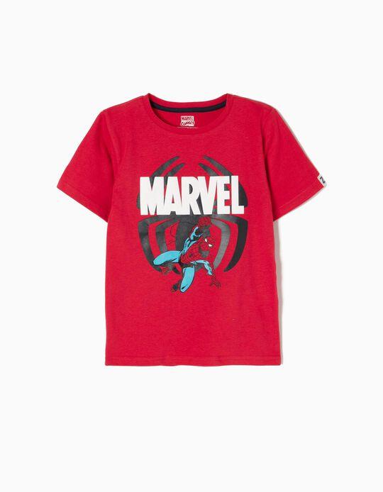 T-shirt Marvel