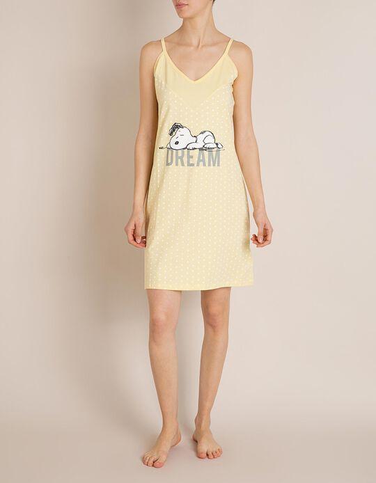 Camisa De Dormir Snoopy