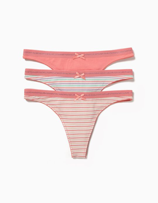 3 Thongs, for Women