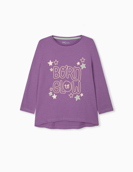 Long Sleeve Top, for Girls