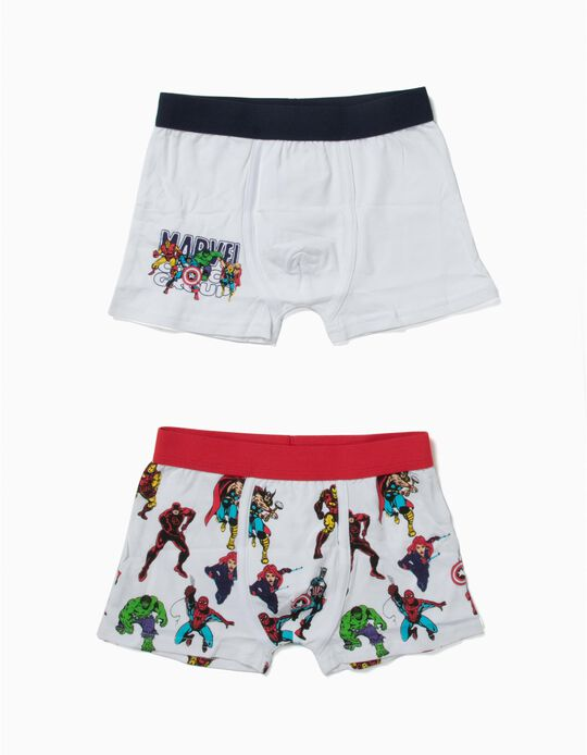 Pack 2 Boxers Marvel