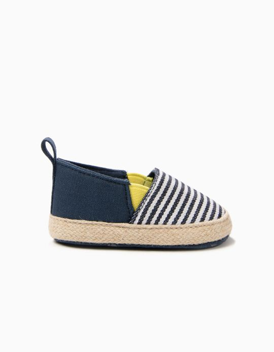 Sapatos para Recém-Nascido Slip-On, Branco
