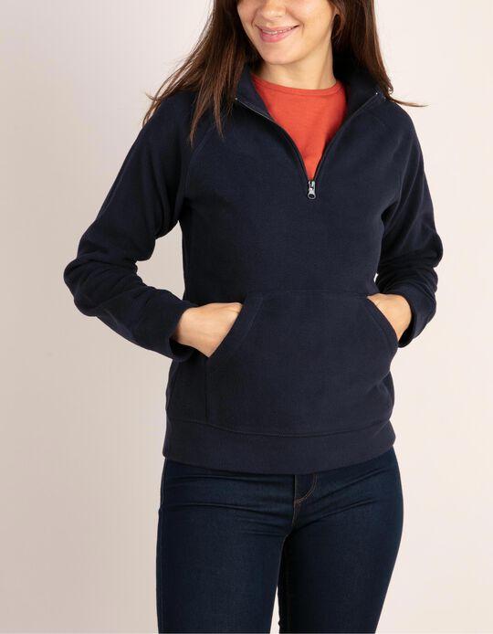 Polar fleece jumper, Essentials