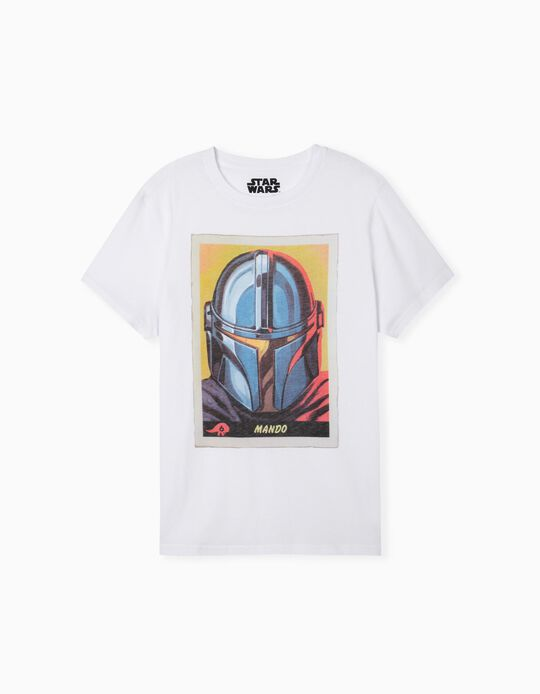 T-shirt Star Wars, Homem