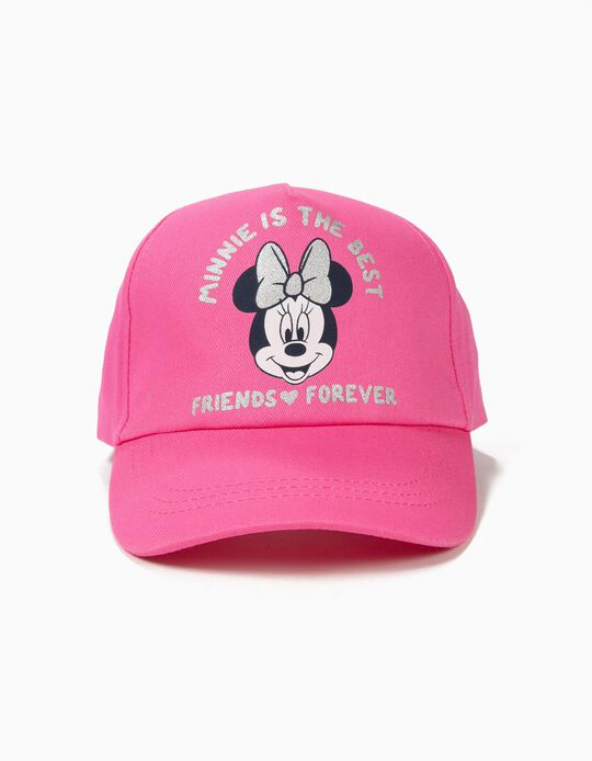 Cap for Girls 'Minnie', Pink