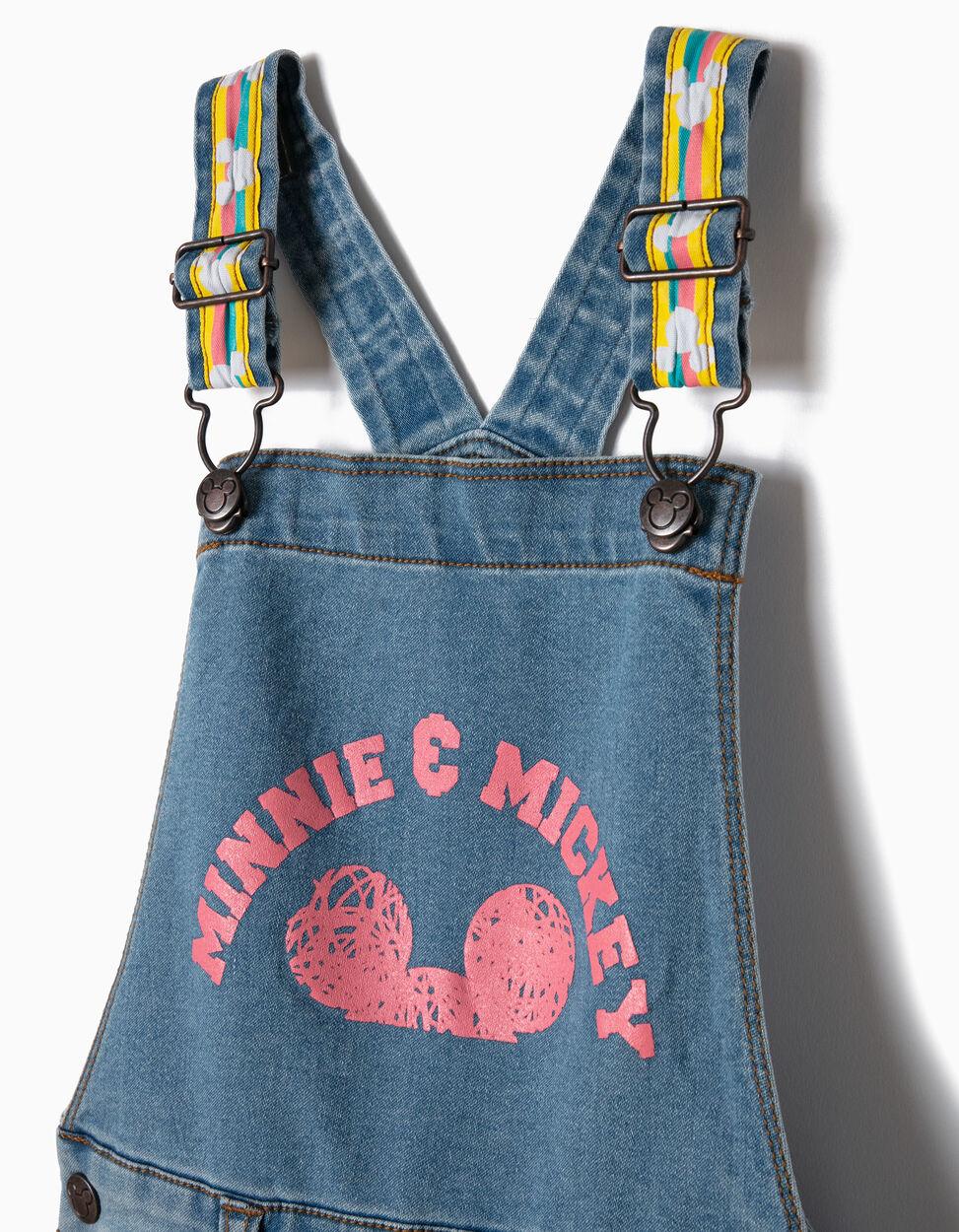 Jardineiras de Ganga Minnie & Mickey