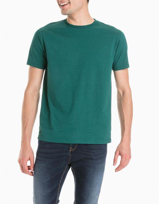 T-Shirt Algodão Mo Essentials