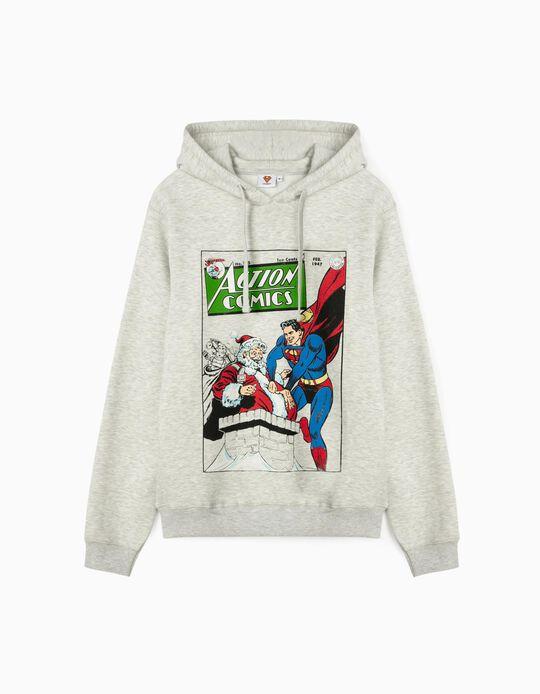 Sweatshirt com Capuz Marvel
