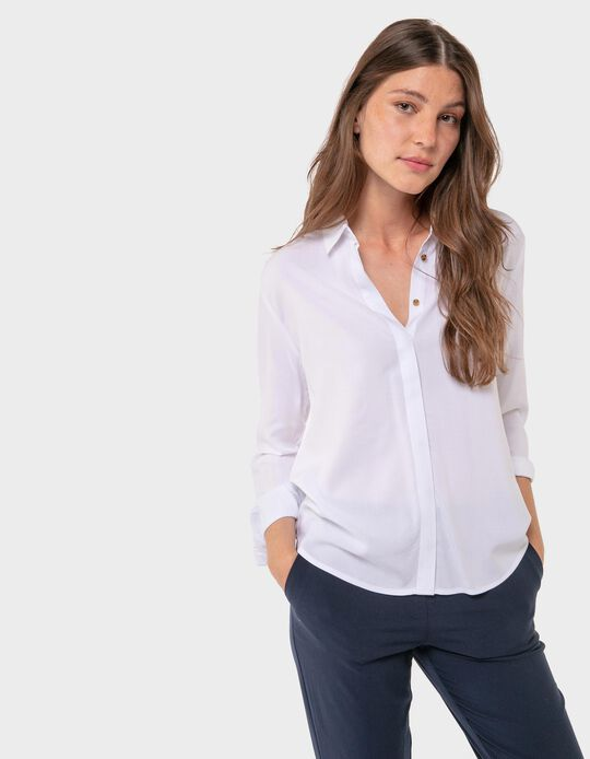 Loose-fitting Blouse, Essentials
