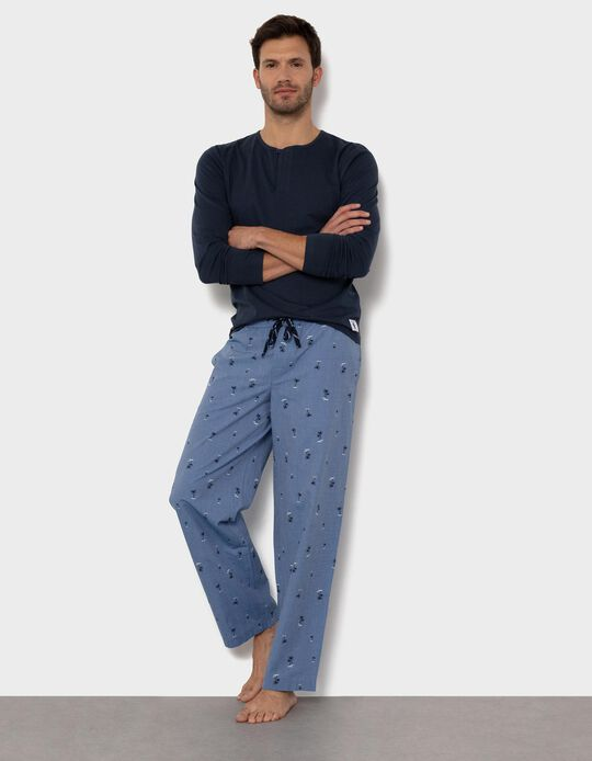 Pyjamas, Palm Trees, for Men