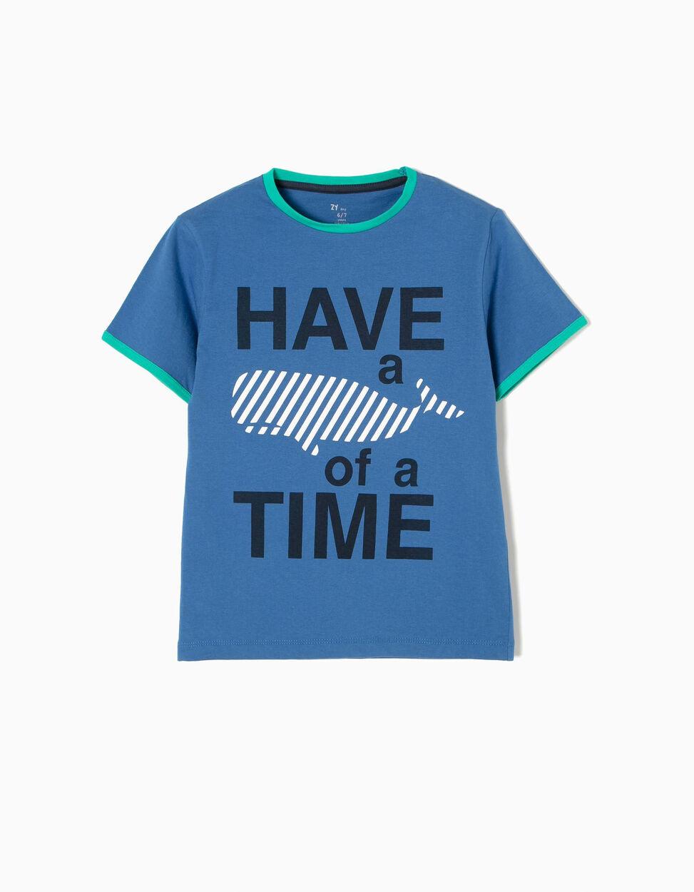 T-shirt Oceans
