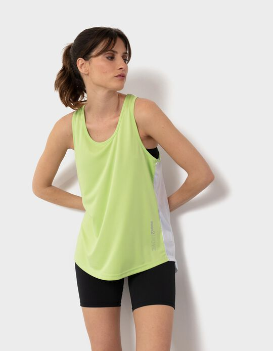 Sports Top in Breathable Fabric