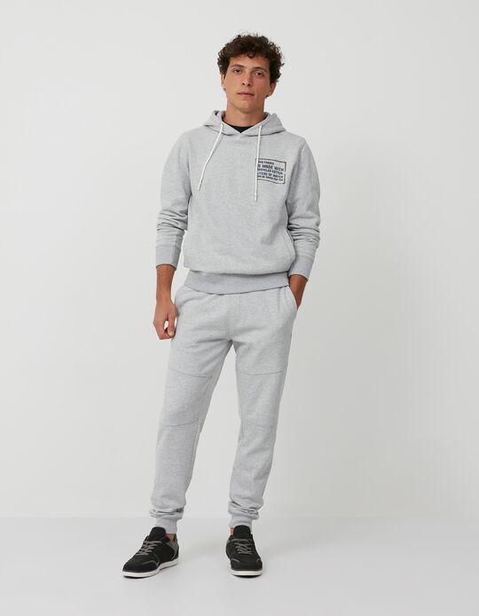 Joggers for Men, Grey