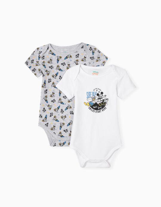 2 'Disney' Bodysuits for Baby Boys