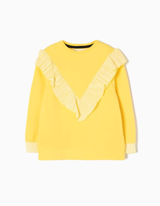 Sweatshirt Yellow