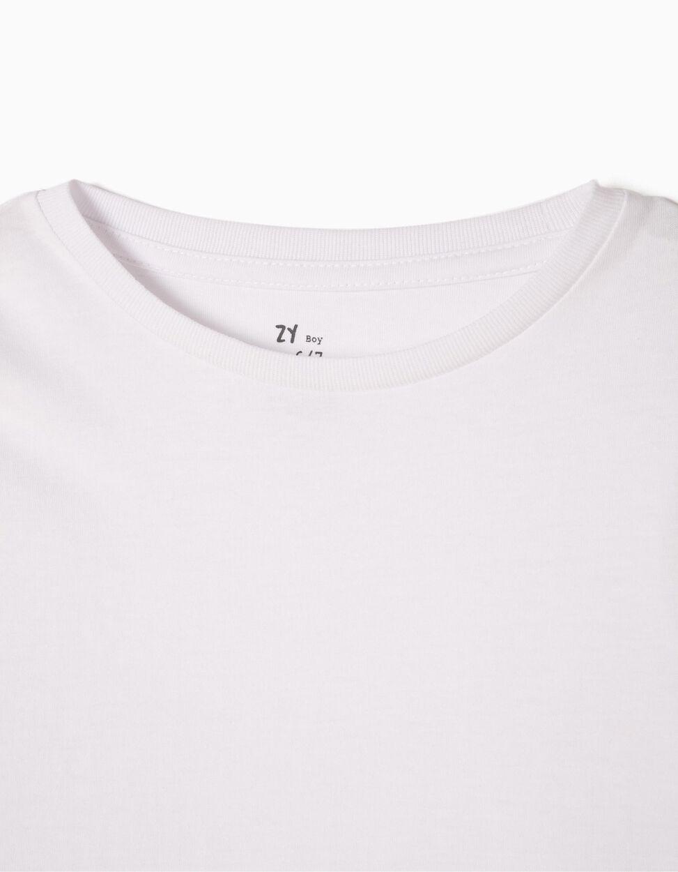 T-shirt Manga Comprida 96