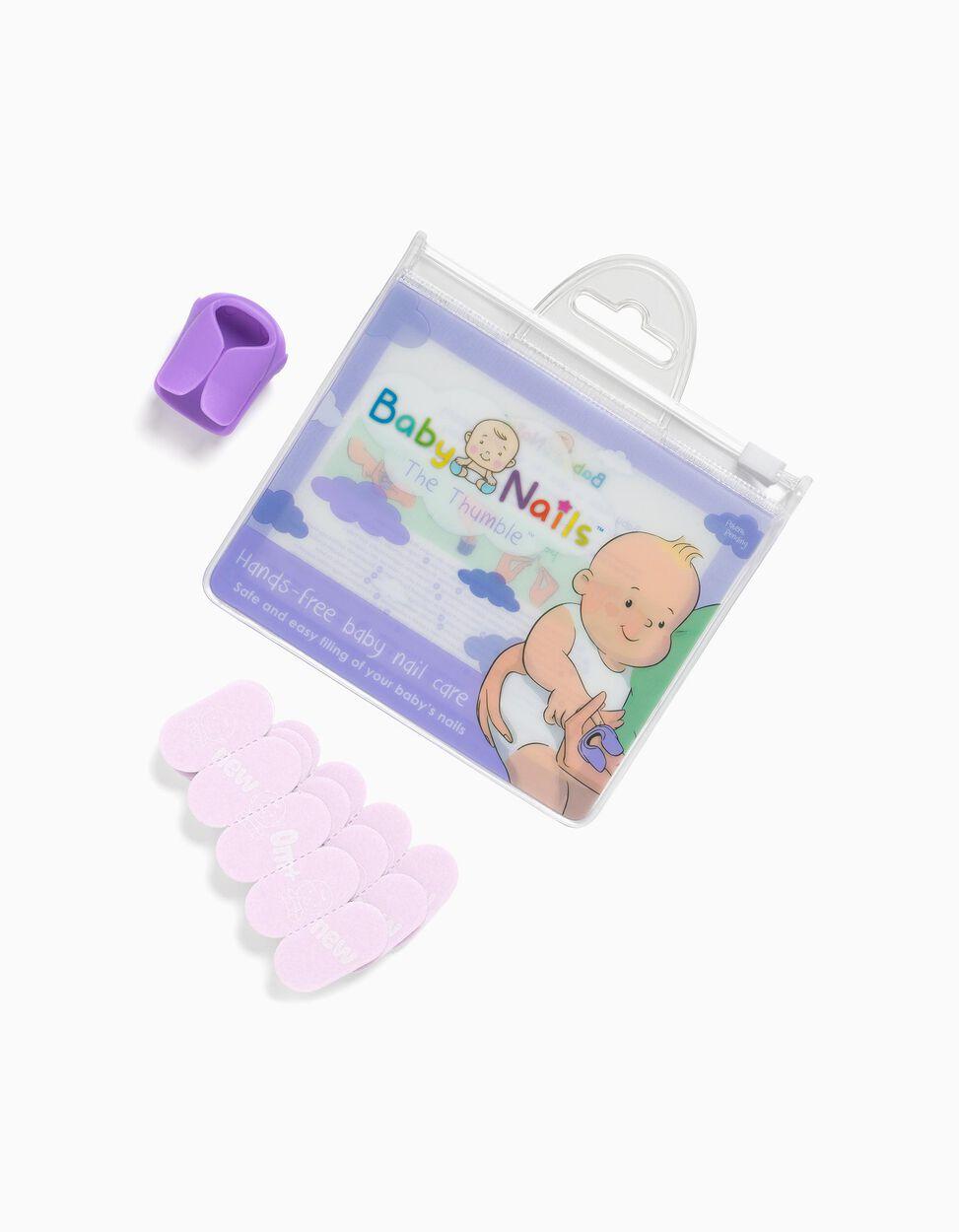 Conjunto de limas 0M+ Baby Nails